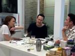 Mỹ Tâm cười tít mắt khi thấy nhạc sĩ Vũ Thành An đi xem Chị Trợ Lý Của Anh-8