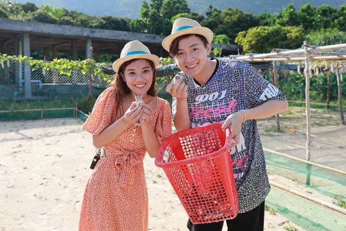 Ngô Kiến Huy - Hoàng Yến Chibi thành cặp tham gia chương trình mới, dân mạng đồng loạt réo tên Khổng Tú Quỳnh-2