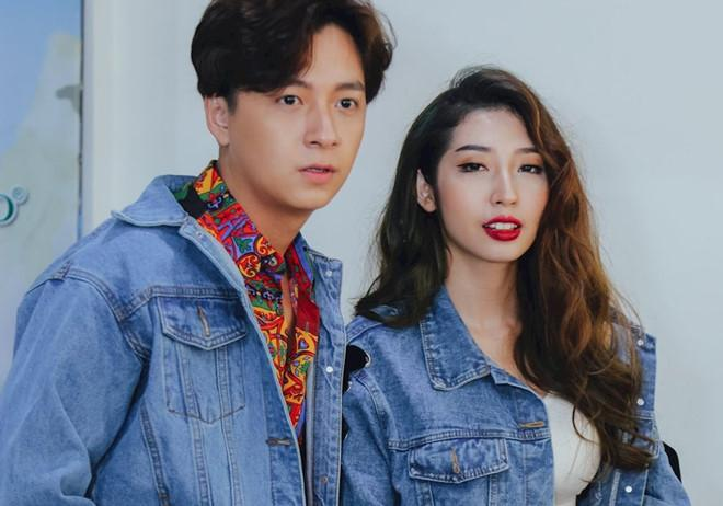 Ngô Kiến Huy - Hoàng Yến Chibi thành cặp tham gia chương trình mới, dân mạng đồng loạt réo tên Khổng Tú Quỳnh-1