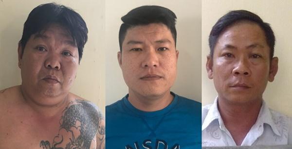 Bắt băng trộm chuyên giả gái bán dâm ở Sài Gòn-1