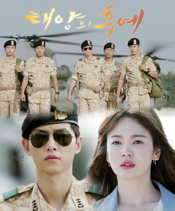Song Hye Kyo và Song Joong Ki đã yêu nhau quá đẹp ở Hậu duệ mặt trời-2