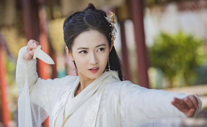 Ngắm nhan sắc đẹp miễn chê của dàn mỹ nhân trong Tân Ỷ Thiên Đồ Long Ký-1