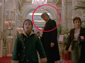 Xem lại vai diễn đáng nhớ của Tổng thống Mỹ Donald Trump trong 'Ở nhà một mình 2'