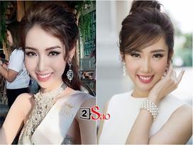 KỲ LẠ CHƯA: Nhật Hà thi Hoa hậu Chuyển giới 2019 mà khán giả cứ bị nhầm thành 'Hân hoa hậu' Thúy Ngân