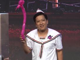 Trường Giang trổ tài làm ảo thuật, Hari Won phán xanh rờn không e ngại: 'Anh làm hỏng chương trình rồi'