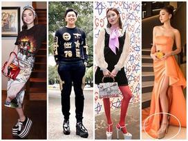 Mất tiền để đẹp mà chẳng thấy đẹp, những đôi cà kheo 'to khủng bố' đang phá nát diện mạo của nhiều mỹ nhân Việt