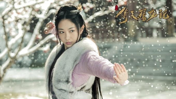 Ngắm nhan sắc đẹp miễn chê của dàn mỹ nhân trong Tân Ỷ Thiên Đồ Long Ký-9