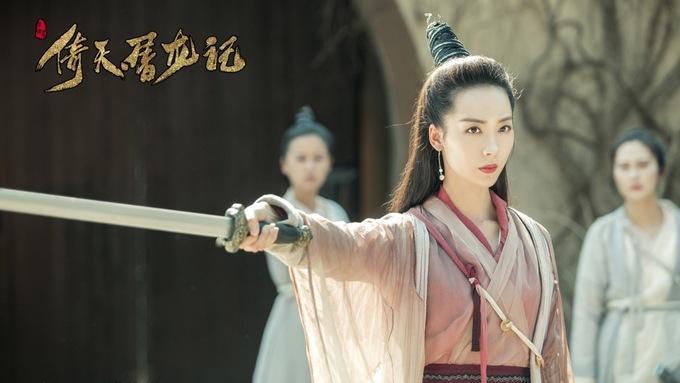 Ngắm nhan sắc đẹp miễn chê của dàn mỹ nhân trong Tân Ỷ Thiên Đồ Long Ký-8