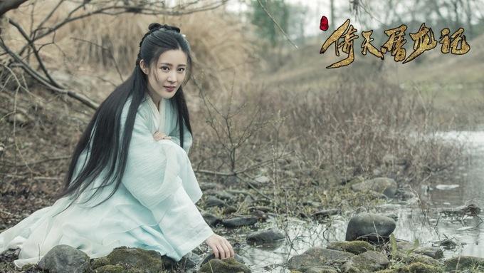 Ngắm nhan sắc đẹp miễn chê của dàn mỹ nhân trong Tân Ỷ Thiên Đồ Long Ký-5
