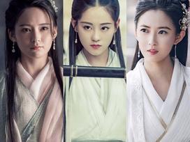 Ngắm nhan sắc đẹp miễn chê của dàn mỹ nhân trong 'Tân Ỷ Thiên Đồ Long Ký'