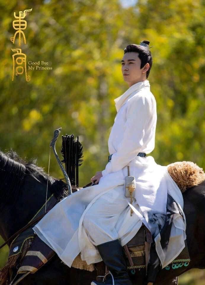 Thái tử mặc quần Adidas, vua Càn Long đi giầy sneaker... chẳng có gì là không thể ở phim cổ trang Trung Quốc-1