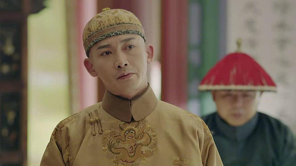 Thái tử mặc quần Adidas, vua Càn Long đi giầy sneaker... chẳng có gì là không thể ở phim cổ trang Trung Quốc-3