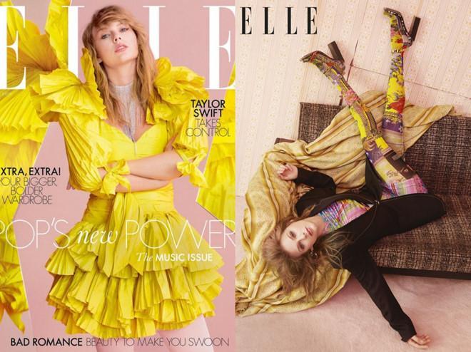 Taylor Swift xinh đẹp, khẳng định phong cách nhạc cá nhân trên tạp chí-1
