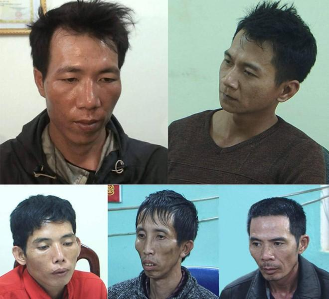 XUẤT HIỆN CLIP SỐC: Bùi Kim Thu cùng đồng phạm tung hỏa mù trong vụ nữ sinh giao gà bị sát hại ở Điện Biên-3