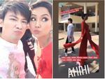 Một mình họa mặt vì không có ê-kip hỗ trợ, Hhen Niê vẫn khiến fan phát cuồng khi trình làng tuyệt tác cô Hen-6