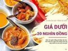5 món nức tiếng Sài Gòn giá chỉ dưới 20 nghìn đồng ăn no căng bụng