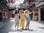 Chiêm ngưỡng con đường hoa gạo đẹp tựa thước phim ở Hà Nội-1