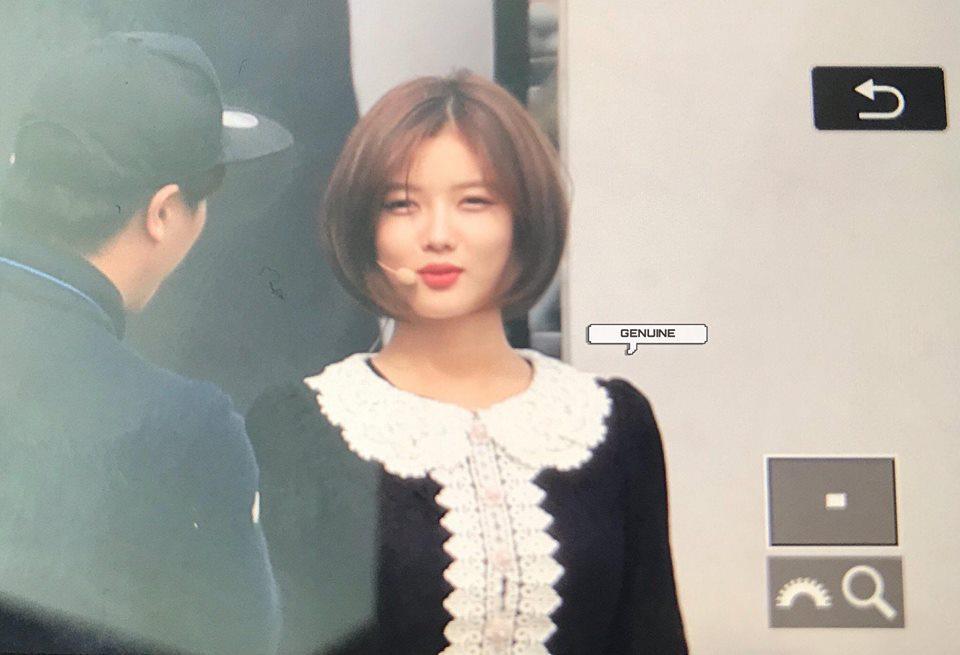 Sao nhí xinh nhất xứ Hàn Kim Yoo Jung gây ngỡ ngàng khi cắt phăng mái tóc dài-3