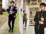 Rich kid phải như em chồng Hà Tăng: Mang 16 vali cho một chuyến đi chơi, khoe ảnh sống ảo khắp châu Âu-11