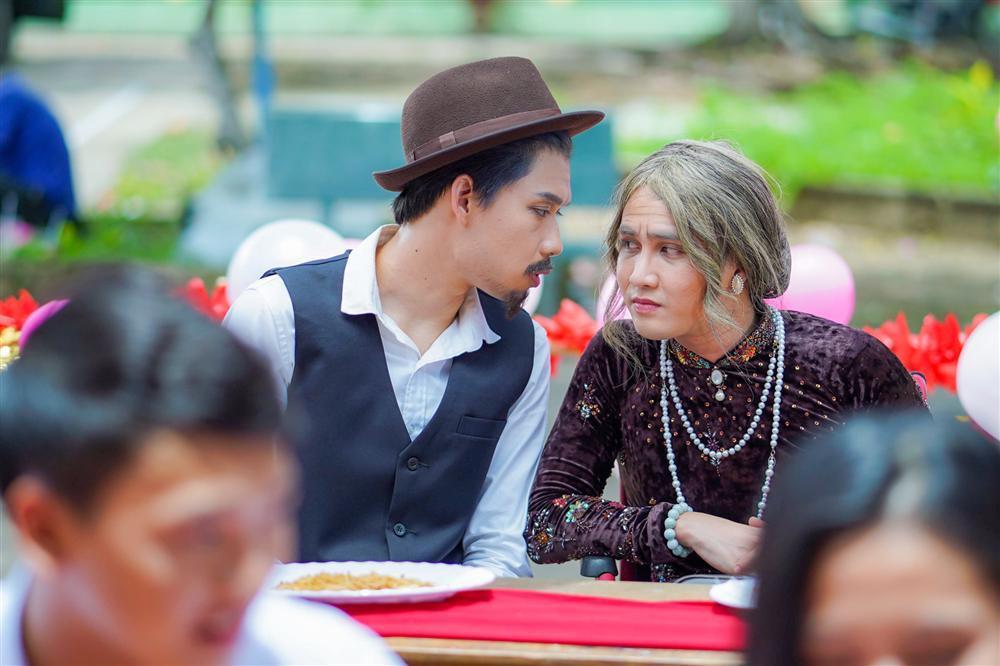 Mâu Thuỷ ức phát khóc khi bị Quang Trung và Huỳnh Lập phá đám cưới-1