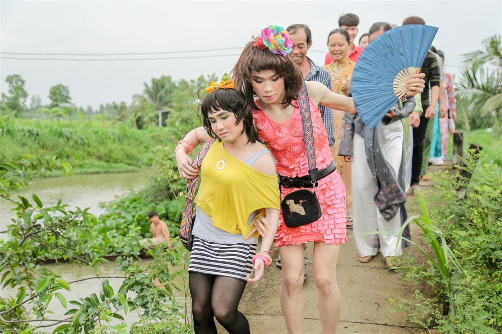 Mâu Thuỷ ức phát khóc khi bị Quang Trung và Huỳnh Lập phá đám cưới-3
