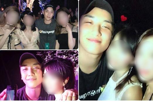 Mỹ nam Đài Loan bị đồn là khách VIP trong tiệc thác loạn của Seungri-2