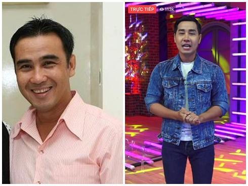 Mặt khác lạ dính nghi án phẫu thuật thẩm mỹ, MC Nguyên Khang bị ví như bản sao của Quyền Linh-10