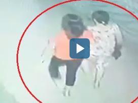 Camera ghi hình người phụ nữ đi thể dục trước khi bị sát hại