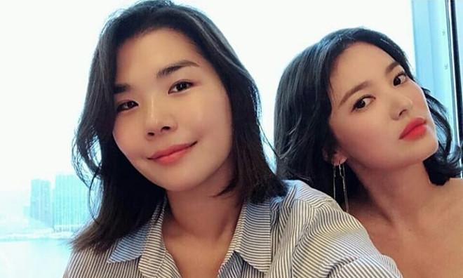 Bạn thân Song Hye Kyo bị chê xấu, ném đá sau tin cặp kè Song Joong Ki-1