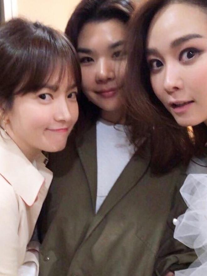 Bạn thân Song Hye Kyo bị chê xấu, ném đá sau tin cặp kè Song Joong Ki-7
