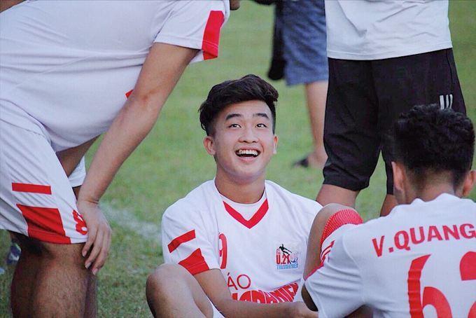 Nhan sắc cực phẩm của tuyển thủ U22 Việt Nam-1