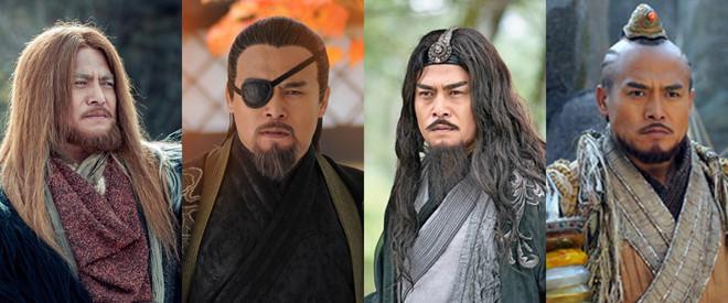 Nam diễn viên đóng 5 vai phản diện trong phim võ hiệp Kim Dung-1