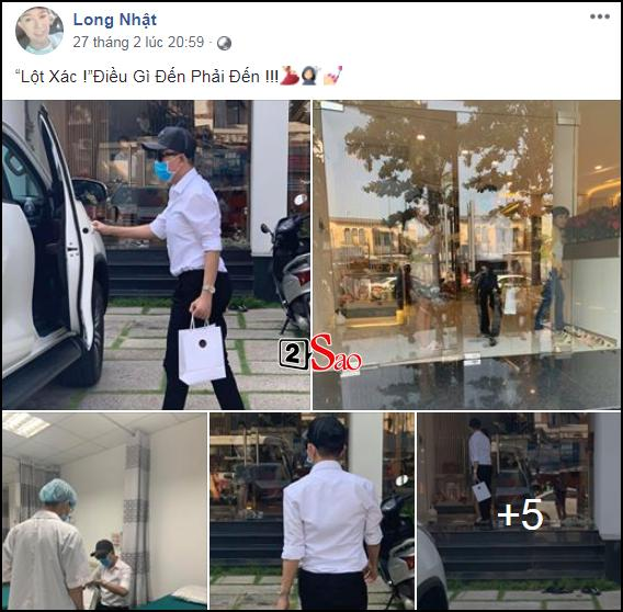 Chỉ với một bình luận sơ sảy, Á hậu Trịnh Kim Chi vô tình tiết lộ Long Nhật đã chuyển giới thành công?-1