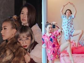 Hội bạn thân hot girl nổi tiếng: xinh đẹp, tài giỏi và không kém phần 'lầy lội'