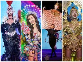 Chiêm ngưỡng top 10 bộ Quốc phục ĐỘC - ĐẸP nhất Hoa hậu chuyển giới quốc tế 2019