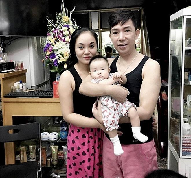 Ông bố 4 con Long Nhật lên tiếng về tin phẫu thuật chuyển giới ở tuổi 52-3