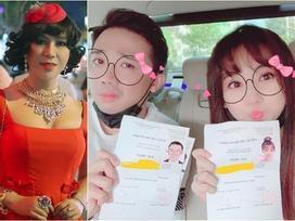 Vượt tin đồn Long Nhật chuyển giới, Trấn Thành - Hari Won bỗng hot nhất tuần chỉ với tờ giấy khám tâm thần