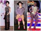 SAO MẶC XẤU: Diva Hồng Nhung rườm rà - siêu mẫu 70 tuổi diện bodysuit mém lộ hàng