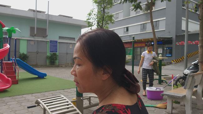 Hà Nội: Bé trai rơi từ tầng cao chung cư Linh Đàm tử vong khi được gửi sang nhà người quen-1