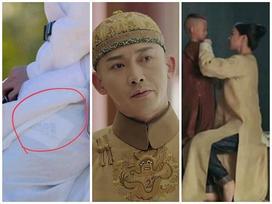Thái tử mặc quần Adidas, vua Càn Long đi giầy sneaker... chẳng có gì là không thể ở phim cổ trang Trung Quốc