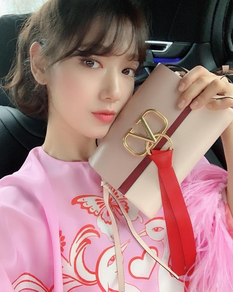 Park Shin Hye gây sốt với nhan sắc trẻ trung như thiếu nữ dù đã chạm ngưỡng 30-1