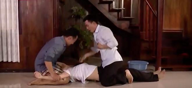 Thanh Trúc kể kiệt sức khi quay cảnh bị cưỡng hiếp tập thể trong phim-2