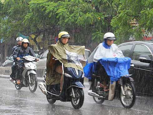 Dự báo thời tiết 4/3: Miền Bắc có mưa rào-1