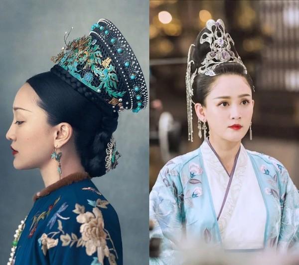 Sau Châu Tấn, đến lượt Trần Kiều Ân bị chê già nhưng vẫn cố cưa sừng làm nghé diễn vai thiếu nữ-7