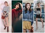 Quên Angelababy đi, mỹ nhân hai con Trương Gia Nghê mới là niềm tự hào châu Á tại Tuần lễ thời trang Paris-9