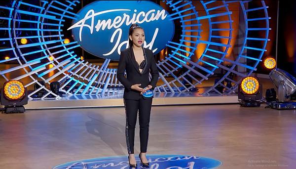 Minh Như khoe giọng khủng tại American Idol 2019 khiến Katy Perry tròn xoe mắt kinh ngạc-1