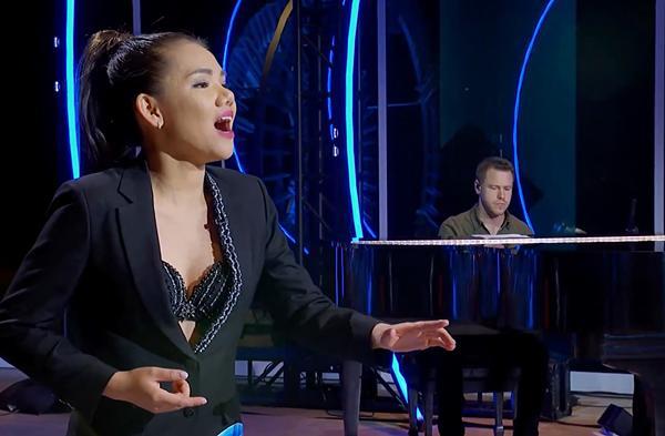 Minh Như khoe giọng khủng tại American Idol 2019 khiến Katy Perry tròn xoe mắt kinh ngạc-2