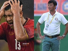 Chưa thể phá dớp từ giải đấu quốc gia, Đức Chinh lại bị HLV chê 'không làm được gì' trước thềm U23 châu Á 2020