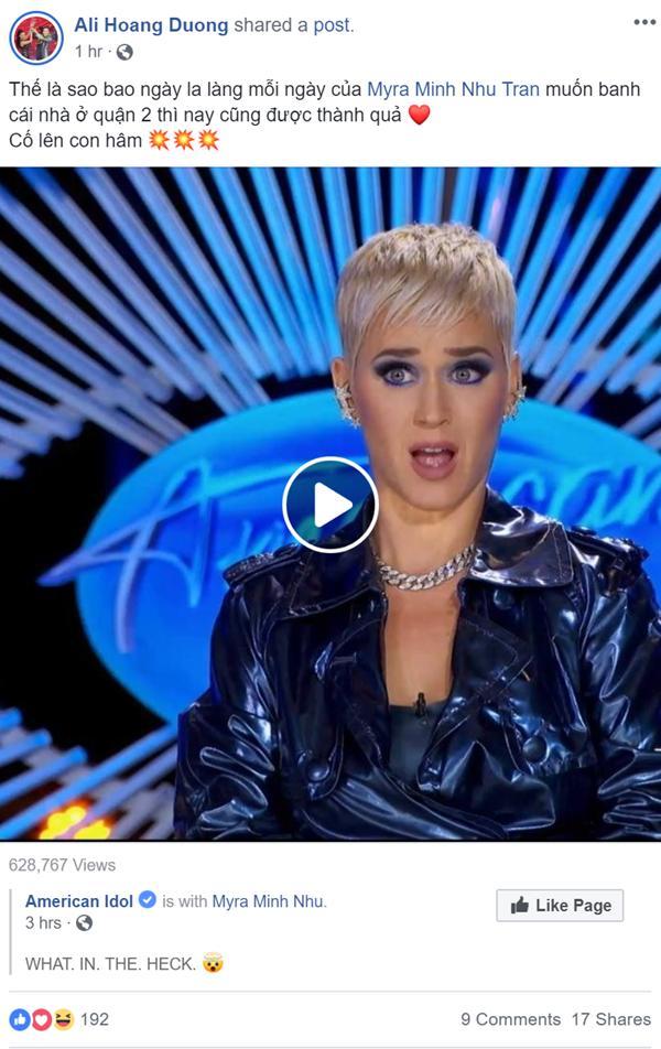 Minh Như khoe giọng khủng tại American Idol 2019 khiến Katy Perry tròn xoe mắt kinh ngạc-7