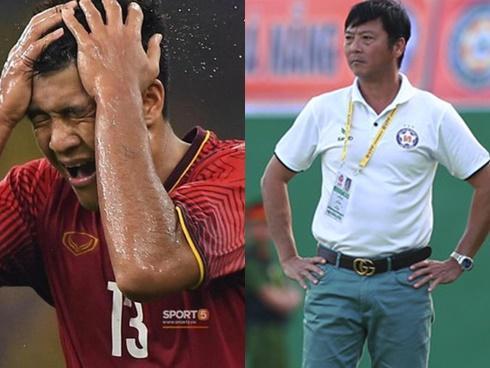 Chưa thể phá dớp từ giải đấu quốc gia, Đức Chinh lại bị HLV chê không làm được gì trước thềm U23 châu Á 2020-1